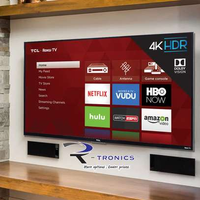 "TCL 65""P6500 SERIES 4K UHD SMART TV image 1"