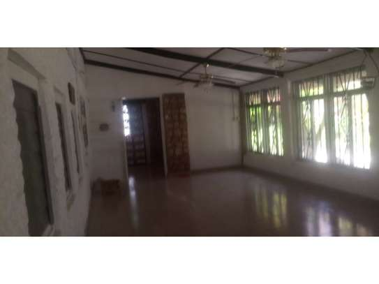 4 bed room house with gest wing and stand by generator for rent at masaki image 8