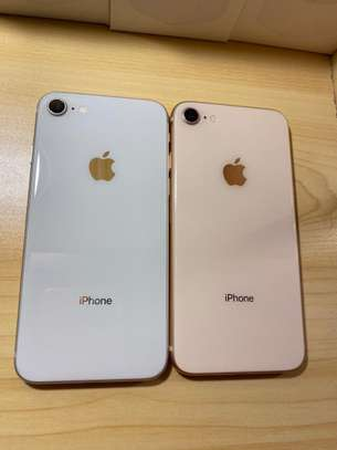 iPhone 8 64GB Gold& silver 91% image 1