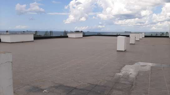 400 Square Meter Rooftop Terrace For Rent