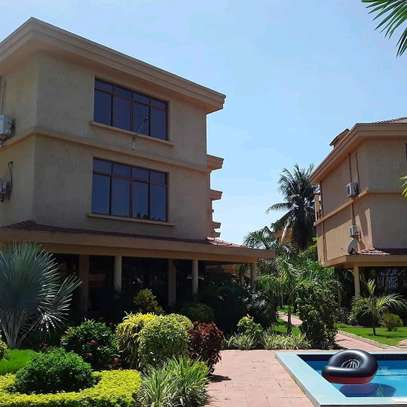 3BEDROOMS FULLYFURNISHED VILLA APARTMENTS 4RENT  AT MBEZI BEACH image 5