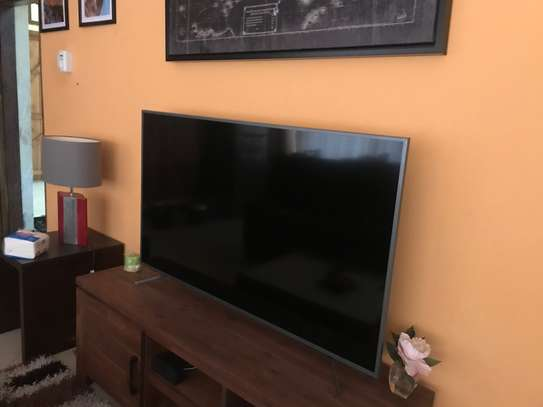 Hisense android tv smart 4K 58inch for sale