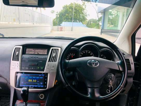 2006 Toyota harrier image 8