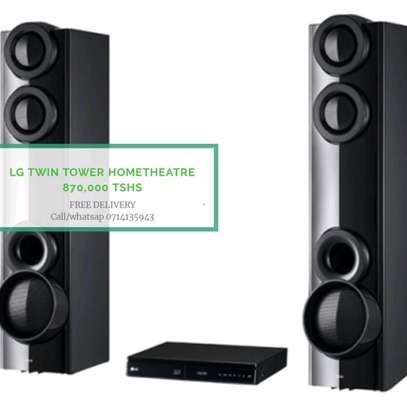 LG Hometheatre (TWIN TOWER)