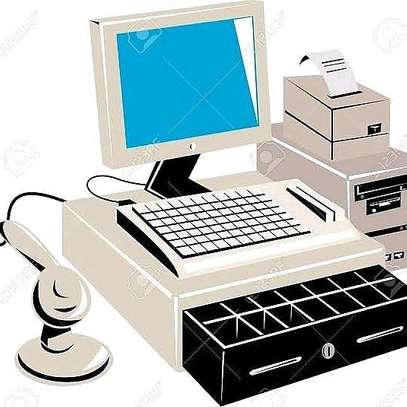 Point Of Sale (POS) Dukapro Business Software image 1