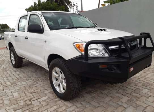 2007 Toyota Hilux image 3