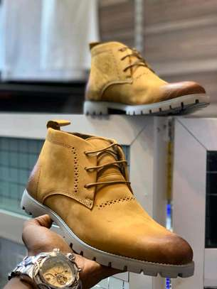 Timberland Leather Shoes. image 4
