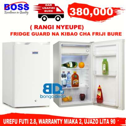 Boss Fridge