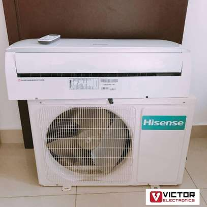HISENSE AIR CONDITIONER image 1