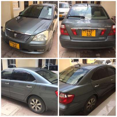 2003 Toyota Premio New Model