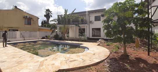 4 Bedrooms House For Rent in Masaki with a Pool image 1