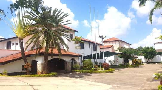 Commercial space & hall for rent in Kinondoni