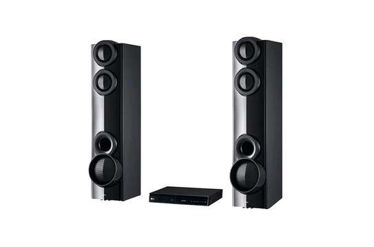 LG LHD667     DVD Home Theater System