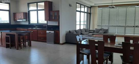 3 Bedroom Beautiful Apartment For  Rent in Msasani image 6
