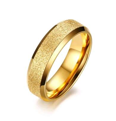 Gold Wedding Ring for Men