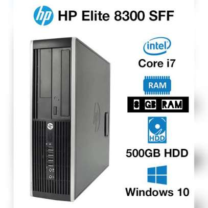 Hp Elite 8300 SFF (Core i7 Desktop)