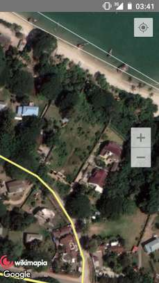 1,715sqm PLOT FOR SALE AT WEST COAST-ZANZIBAR ISLAND image 1