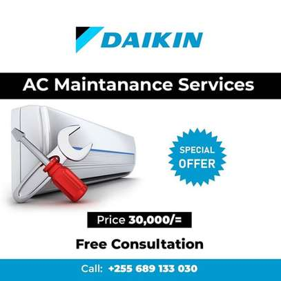 Daikin Air Conditioners Service