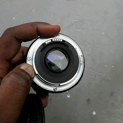 Used 50mm Canon Lens image 2