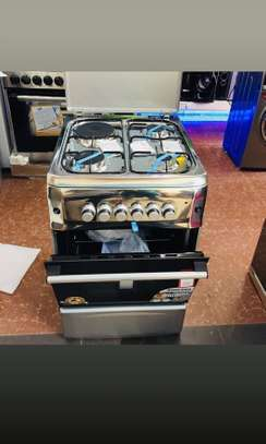 Bruhm gas cooker