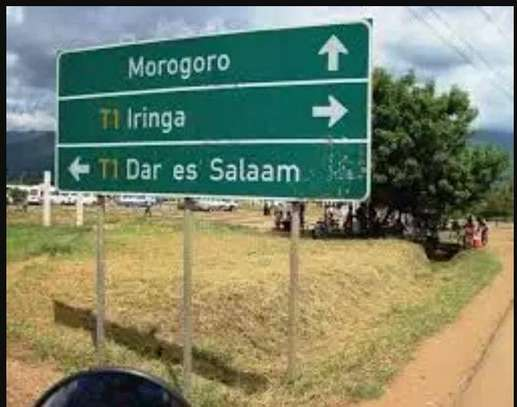 MOROGORO LARGE SIZE LAND AT GOOD LOCATION AT VERY LOW PRICE FOR SALE image 13