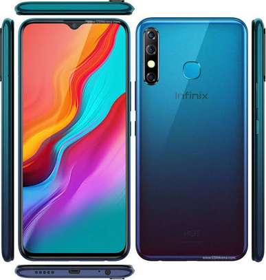 Infinix hot 8 | 2gb ram - 32gb strg | new | DODOMA image 2