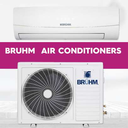 BRUHM AIR CONDITIONERS - 12000BTU