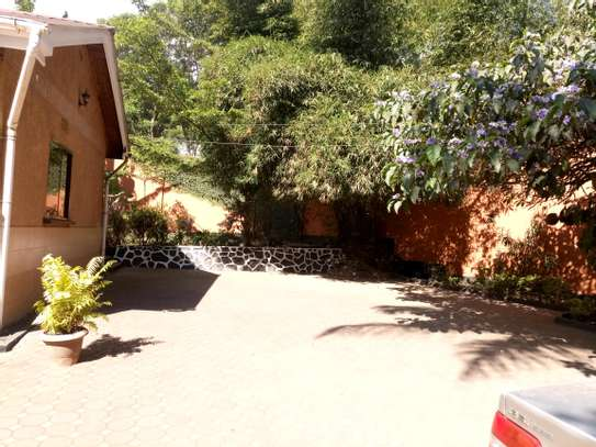 5BEDROOMS SEMI FURNISHED AT NGARAMTONI FOR RENT image 15