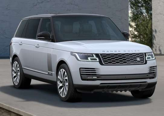 2019 Land Rover Range Rover image 1