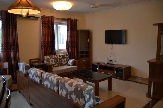 FURNISHED 3 BEDROOMS APARTMENT FOR RENT - MBEZI BEACH image 1