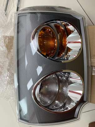 Land Rover / Range Rover lights