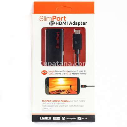 SlimPort to HDMI Adapter