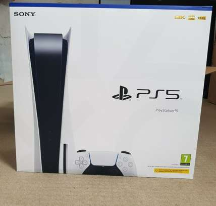 Brand New PS5 available at our UK stock image 3