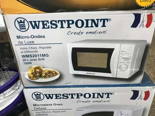 Westpoint Microwave oven image 1
