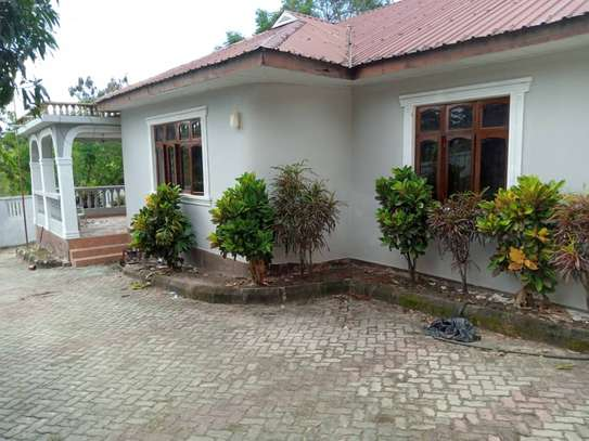 4 bed room house for rent at kimara mwisho