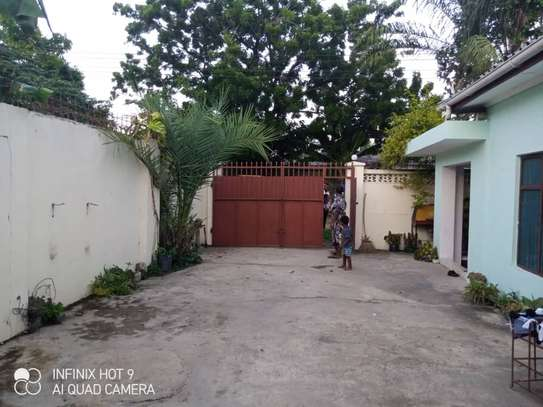 Stand alone house for rent Kinondoni garden image 3