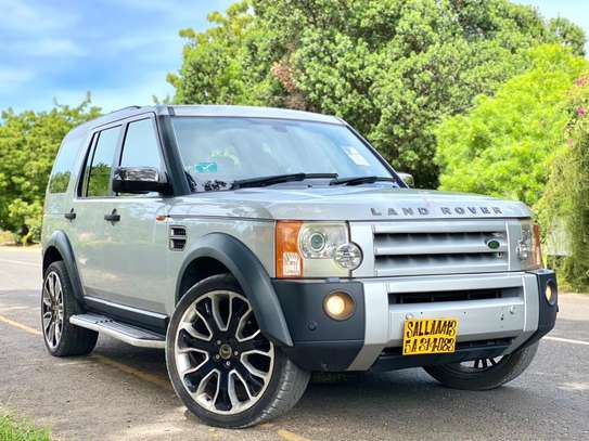 2007 Land Rover Discovery image 4