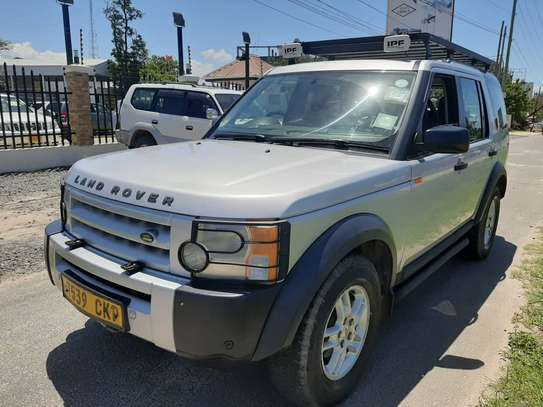 Landrover Discovery 3 image 2