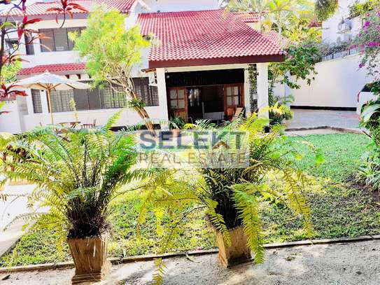 Well Maintained 3 Bedroom Standalone House In Masaki