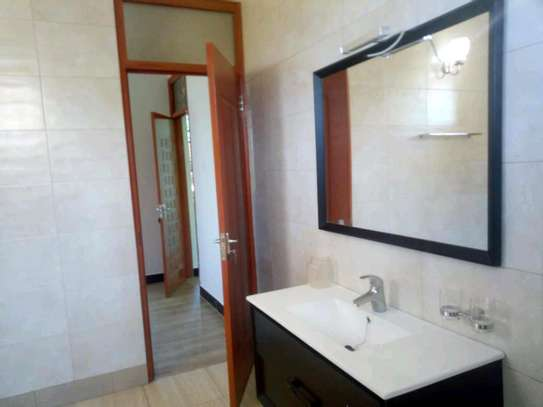 AN EXECUTIVE STANDALONE HOUSE IS FOR RENT NEAR SHOPPERS PLAZA MBEZI BEACH image 11