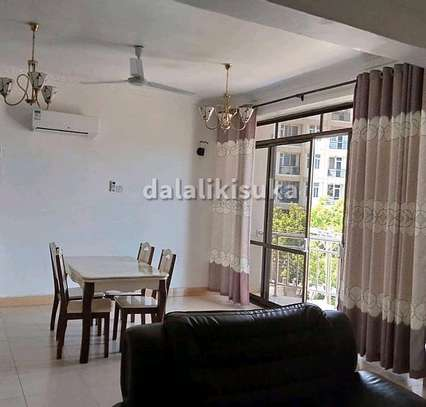 Spacious 2 Bedrooms Apartment fully furnished for rent at msasani image 3
