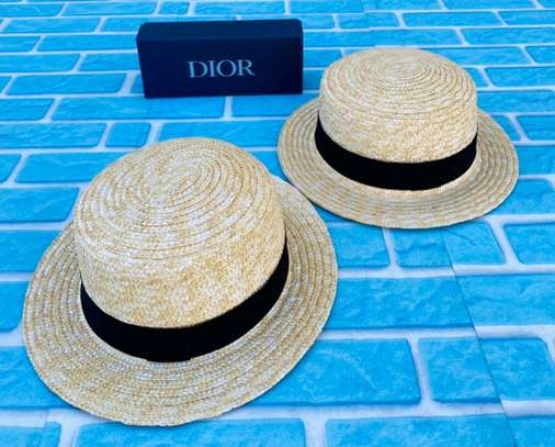 boaters straw hats image 1