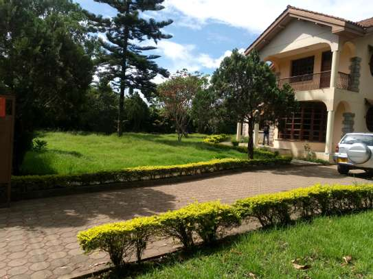 NICE 5BEDROOMS HOUSE IN NJIRO-PPF. image 4