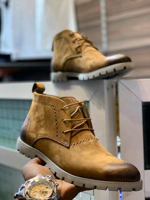 Timberland Leather Shoes. image 2