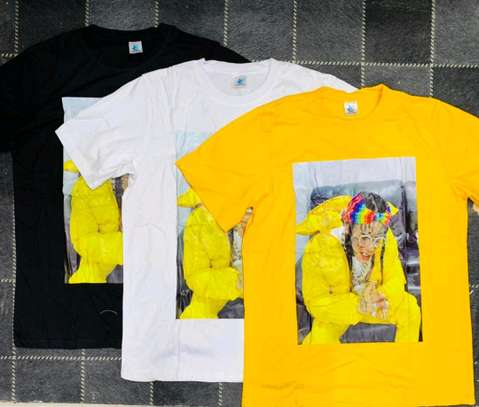 Trending and latest Unisex Tees ???? image 3