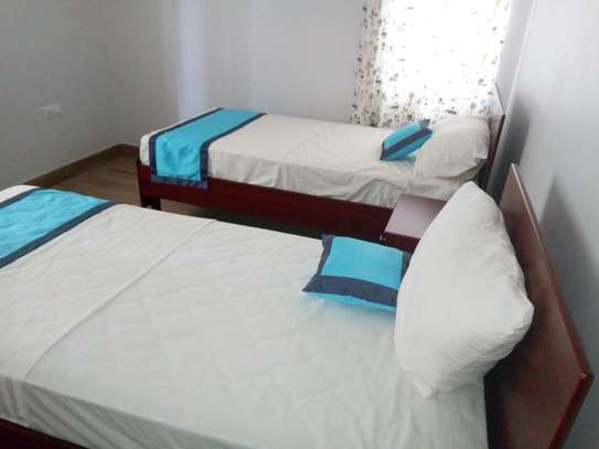 FULLY FURNISHED APARTMENT FOR RENT AT UNUNIO BEACH DSM. image 2