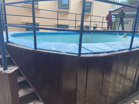 PERFECT SWIMMING POOL FOR SALE