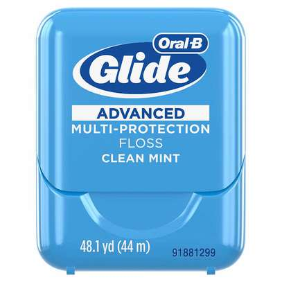 Glide Pro Health Clear Mint Floss image 1