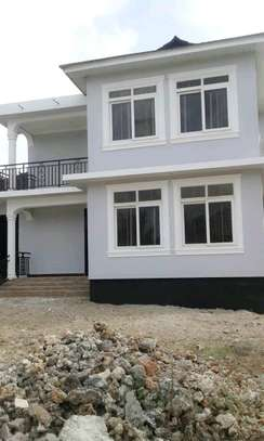 4 spacious house on sale kigamboni kisota image 1