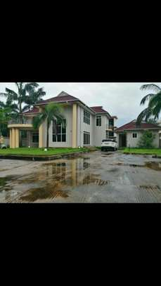 a standalone house is for rent at mbezi beach  near road to ramada